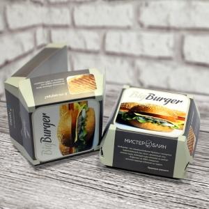 Картонная упаковка/коробка из микрогофрокартона